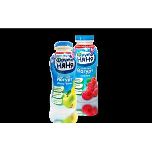 ФрутоНяНя Молочная продукция
