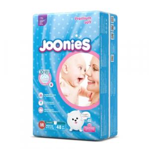 Подгузники трусики Joonies M (6-11 кг) 48 шт.