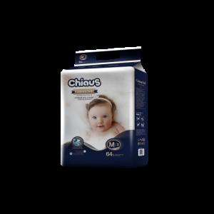 Подгузники CHIAUS Cottony Soft  М (6-11 кг) 64 шт.