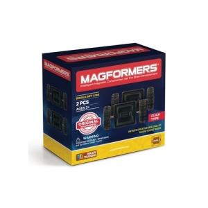 "MAGFORMERS Магнитный конструктор ""Click Wheels (2pcs) Sett"" 713009"