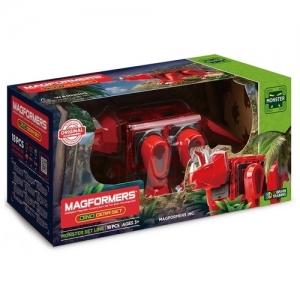 "MAGFORMERS Магнитный конструктор ""Dino Cera Set 18"" 716002"