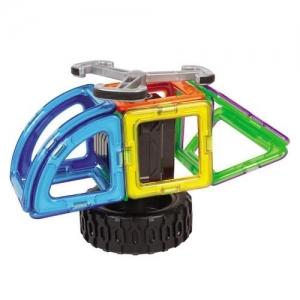 "MAGFORMERS Магнитный конструктор ""Funny Wheel Set 20"" 707012"