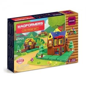 "MAGFORMERS Магнитный конструктор ""Log House Set"" 705004"