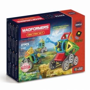 "MAGFORMERS Магнитный конструктор ""Mini Tank Set"" 707010"