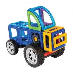 "MAGFORMERS Магнитный конструктор ""Walking Robot Car Set 45"" 709008"