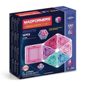 "MAGFORMERS Магнитный конструктор ""Window Inspire 14 Set"" 714003"