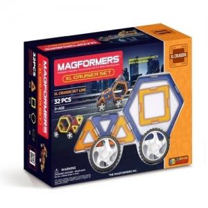 "MAGFORMERS Магнитный конструктор ""XL Cruisers  Set 32"" 706001"