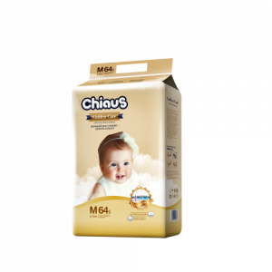Подгузники CHIAUS Golden Care  M (6-11 кг) 64 шт.