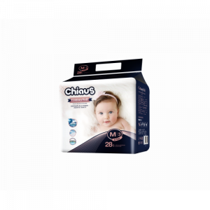 Трусики-подгузники CHIAUS Cottony Soft  М (6-11 кг) 28 шт.