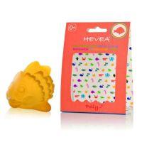 HEVEA Polli Рыбка - игрушка для ванной из натурального природного каучука