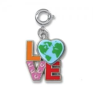 """""""CHARM IT"""" 012 IACICC Подвеска LOVE"""