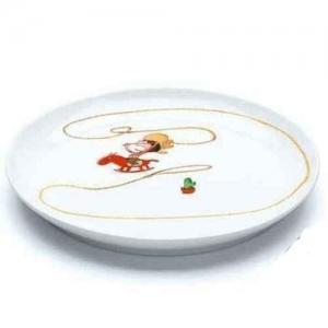 """DJECO Большая плоская тарелка """"Вестерн"""" 02400"""