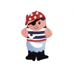 """EGMONT Мягкая игрушка-варежка для ванной """"Пират"""" 110042"""