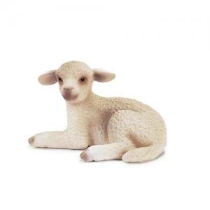 Домашние животные Овечка лежащая (Lamb lying) 13284