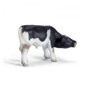 Домашние животные телёнок Гольштинский (Holstein Calf, sucking 13615 )