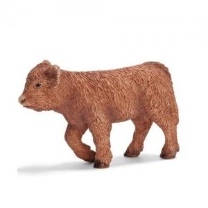 Домашние животные Телёночек Северо-шотландский (Scottish highland calf) 13660