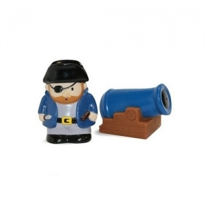 """LUBBY Набор игрушек для купания """"Пират Джо """" 12+ мес .13835"""