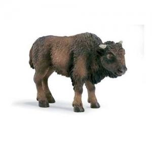 Дикие животные детёныш Бизона (American Bison calf) 14350