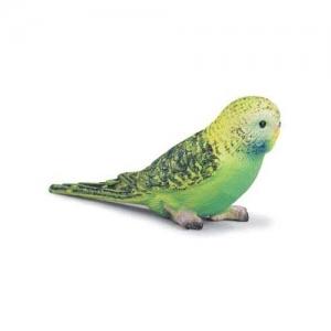 Домашние животные Волнистый попугайчик, зелёный (Budgy green) 14408