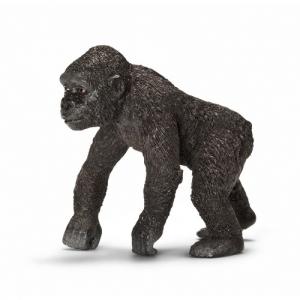 Дикие животные Горилла детёныш 14663