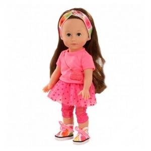 1513014 Gotz Кукла  Just Like me шатенка