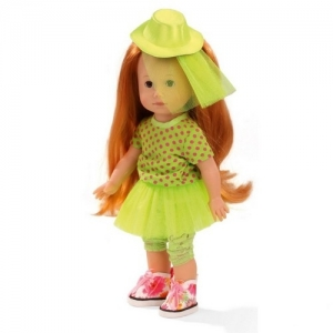 1513016 Gotz Кукла  Just Like me рыженькая