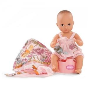 1653030 Gotz Кукла  Aguini девочка c аксессуароми , 33см