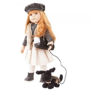 1759086 Gotz Кукла  Hanna с собачкой