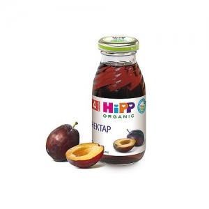 """""""HiPP"""" нектар Сливовый нектар с 4 месяцев"""