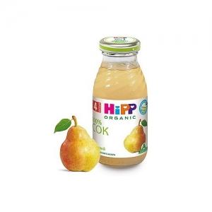 """""""HiPP"""" сок Нежный Грушевый сок без сахара с 4 месяцев"""