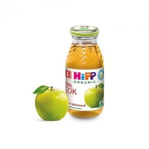 """""""HiPP"""" сок Мягкий Яблочный сок без сахара БИО НизкоАллергенный с 4 месяцев"""