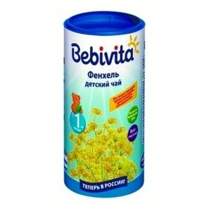 """Bebivita""  чай фенхель с 4 месяца 200 г."