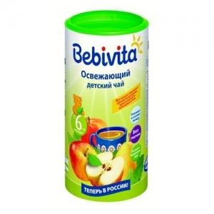 """Bebivita"" освежающий чай с 6 месяцев 200 г."