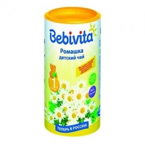 """Bebivita"" чай ромашка с 1 месяца 200 г."