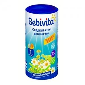 """""""Bebivita"""" чай сладкие сны с 1 месяца 200 г."""