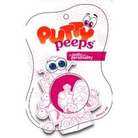 """3737 """"PUTTY peeps""""тянучка металлик (ассортимент) 50гр."""