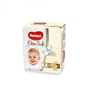 HUGGIES Elite Soft подгузники № 3 (5-9 кг) 21 шт.