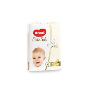 HUGGIES Elite Soft подгузники № 3 (5-9 кг) 80 шт.