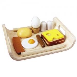 PLAN TOYS Деревянная игрушка Набор Завтрак 3415
