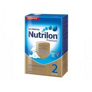"""Nutrilon Premium 2"" Молочная смесь с 6 месяцев 350 г."