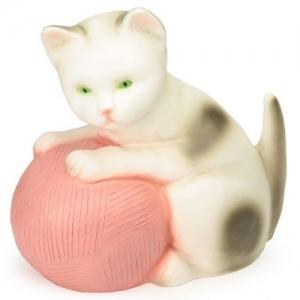 """360293  EGMONT Ночник """"Котенок с розовым клубком"""""""