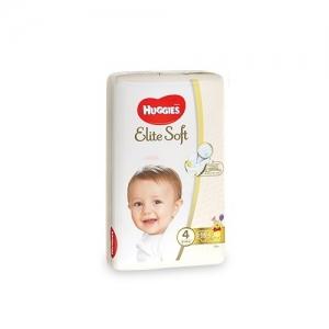 HUGGIES Elite Soft подгузники № 4 (8-14 кг) 66 шт.