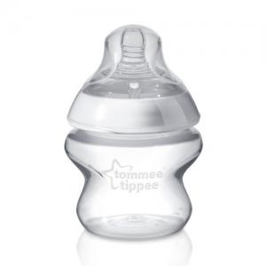 42240073 Tommee tippee Бутылочка для кормления 150 мл.с  соской медленный поток 0+