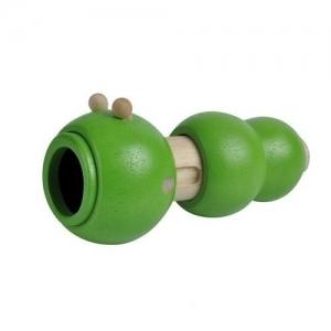 PLAN TOYS Деревянная игрушка Гусеница-Подзорная труба 4347