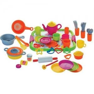 454-49 GOWI Большой детский кулинарный набор (52 предмета)