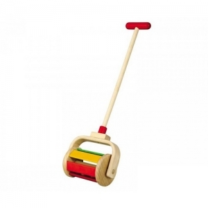 PLAN TOYS Деревянная игрушка Каталка на палочке 5137