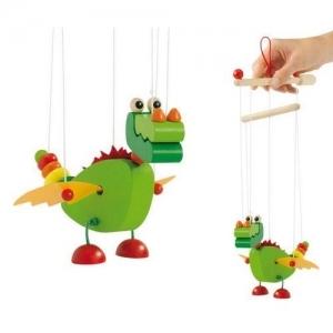 Selecta Деревянная игрушка Марионетка Дракончик 5251
