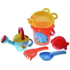 """558-38 GOWI Набор игрушек для песка """"Слоненок"""""""