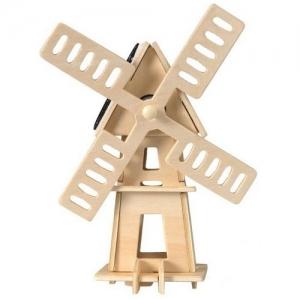 630538 EGMONT 3D-Пазл Мельница , двигатель на солнечной батарее
