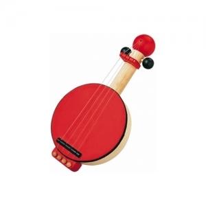 PLAN TOYS Деревянная игрушка Банджо 6411